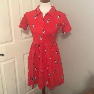 Women's Mickey Mouse dress